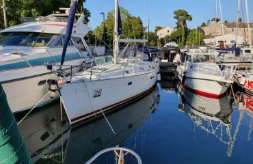 Beneteau Oceanis 411, Sailing Yacht Beneteau Oceanis 411 for sale by Bach Yachting