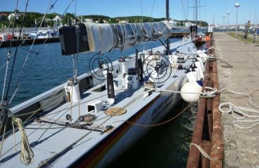AC America's Cupper, Sailing Yacht AC America's Cupper for sale by Bach Yachting