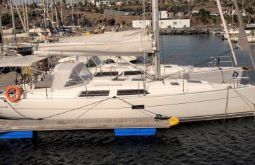 Hanse 375, Sailing Yacht Hanse 375 for sale by Bach Yachting