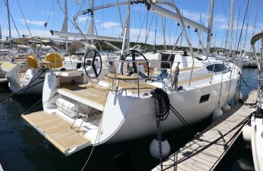Elan 494 Impression, Sailing Yacht Elan 494 Impression for sale by Bach Yachting