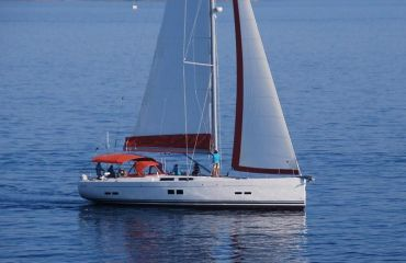 Hanse 575, Sailing Yacht Hanse 575 for sale by Bach Yachting