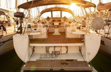Elan 494 Impression, Sailing Yacht Elan 494 Impression for sale by Bach Yachting
