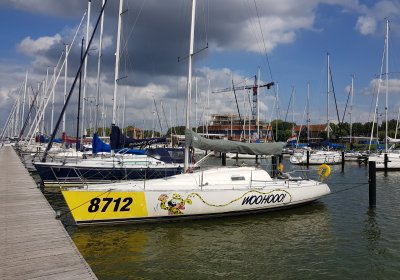Beneteau FIRST CLASS EUROPE, Zeiljacht