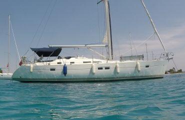 Beneteau Oceanis 423 Clipper, Sailing Yacht Beneteau Oceanis 423 Clipper for sale by Bach Yachting