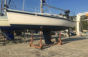 Elan 333, Sailing Yacht Elan 333 for sale by Bach Yachting