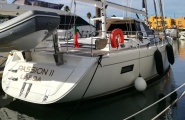 Amel 55, Sailing Yacht Amel 55 for sale by Bach Yachting