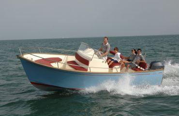 RHEA MARINE Open 23, Speedboat and sport cruiser RHEA MARINE Open 23 for sale by Bach Yachting