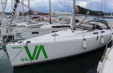 Dehler Varianta 44, Sailing Yacht Dehler Varianta 44 for sale by Bach Yachting