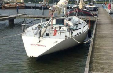 J Boats J/41, Sailing Yacht J Boats J/41 for sale by Bach Yachting
