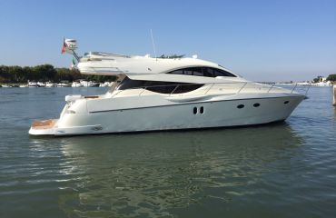 Numarine 54 Fly, Motor Yacht Numarine 54 Fly for sale by Bach Yachting