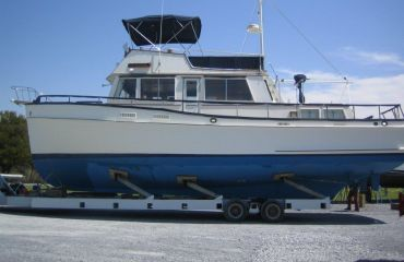 Grand Banks 42 Classic-GRP, Motor Yacht Grand Banks 42 Classic-GRP for sale by Bach Yachting