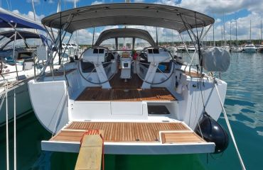 Hanse 505, Sailing Yacht Hanse 505 for sale by Bach Yachting