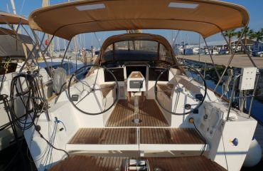 Dufour 350 Grand Large, Sailing Yacht Dufour 350 Grand Large for sale by Bach Yachting
