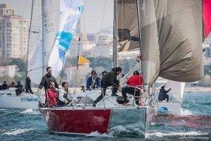 Mumm 36, Zeiljacht  - Bach Yachting