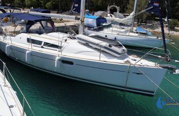 Jeanneau Sun Odyssey 36i, Sailing Yacht Jeanneau Sun Odyssey 36i for sale by Bach Yachting