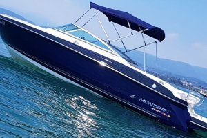 Monterey 234 FS, Motorjacht  - Bach Yachting
