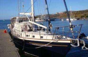 Tayana 460 Vancouver Pilothouse, Sailing Yacht Tayana 460 Vancouver Pilothouse for sale by Bach Yachting