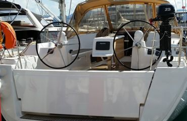 Dufour 450 Grand Large, Sailing Yacht Dufour 450 Grand Large for sale by Bach Yachting