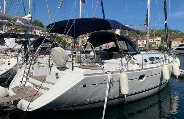 Jeanneau Sun Odyssey 45, Sailing Yacht Jeanneau Sun Odyssey 45 for sale by Bach Yachting
