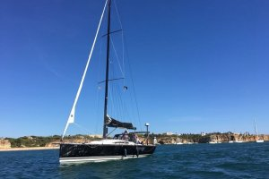 King 40, Zeiljacht  - Bach Yachting