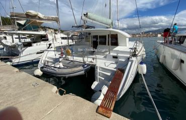 Lagoon 400 S2, Sailing Yacht Lagoon 400 S2 for sale by Bach Yachting