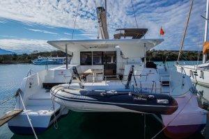 Fountaine Pajot Lucia 40, Zeiljacht  - Bach Yachting