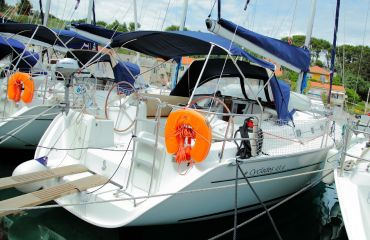 Beneteau Cyclades 43.4, Sailing Yacht Beneteau Cyclades 43.4 for sale by Bach Yachting