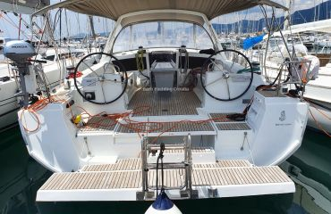 Beneteau Oceanis 48, Sailing Yacht Beneteau Oceanis 48 for sale by Bach Yachting