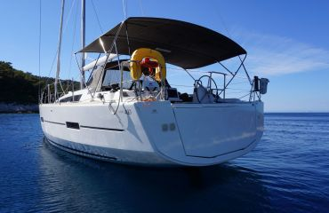 Dufour 460 Grand Large, Sailing Yacht Dufour 460 Grand Large for sale by Bach Yachting