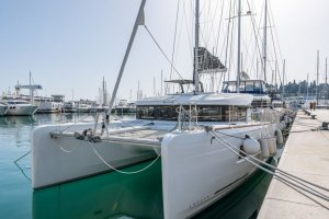 Lagoon 40, Zeiljacht  - Bach Yachting