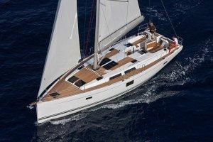 Hanse 455, Zeiljacht  - Bach Yachting