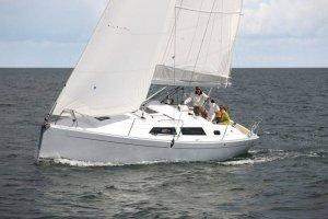 Hanse 355, Zeiljacht  - Bach Yachting