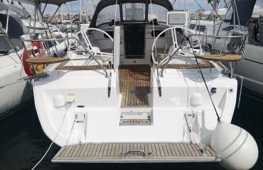 Elan 394 Impression, Sailing Yacht Elan 394 Impression for sale by Bach Yachting