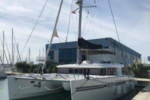Lagoon 450 F, Zeiljacht  - Bach Yachting