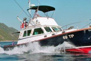 Wilbur 34, Motorjacht  - Bach Yachting