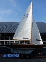Pampus Klassieke Open Zeilboot, Open zeilboot Pampus Klassieke Open Zeilboot for sale by Vink Jachtservice