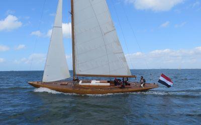 Johan Anker 8 METRE, Klassiek scherp jacht  for sale by Raising Anchors