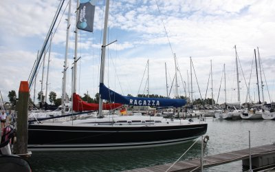 Dehler 39 Competition, Zeiljacht  for sale by Raising Anchors