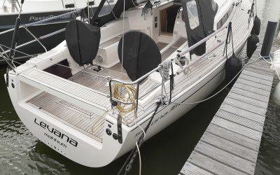Salona 38, Zeiljacht  for sale by Roompot Yacht Brokers