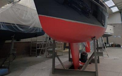 Van De Stadt 40 Caribbean, Zeiljacht  for sale by Roompot Yacht Brokers