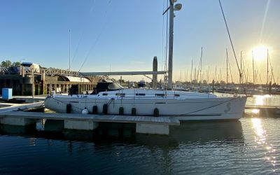 Beneteau First 44.7, Segelyacht  for sale by Roompot Yacht Brokers
