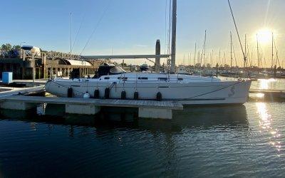 Beneteau First 44.7, Zeiljacht  for sale by Roompot Yacht Brokers