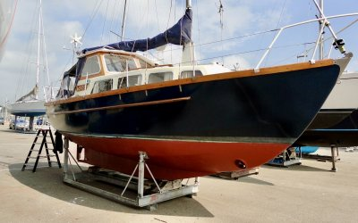 , Motorsailor  for sale by Roompot Yacht Brokers