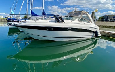 Chaparral 290 Signature, Speed- en sportboten  for sale by Roompot Yacht Brokers