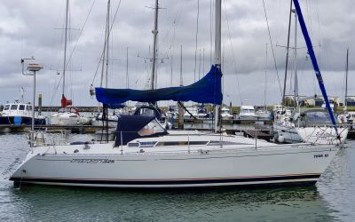 Beneteau First 325, Segelyacht  for sale by Roompot Yacht Brokers