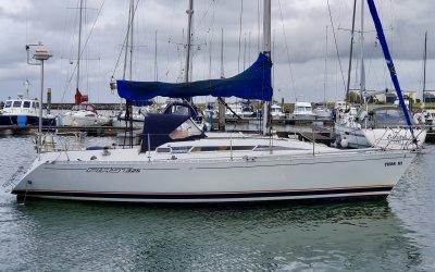Beneteau First 325, Zeiljacht  for sale by Roompot Yacht Brokers