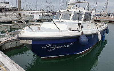 Cygnus Cyclone Patrol 30, Speed- en sportboten  for sale by Roompot Yacht Brokers