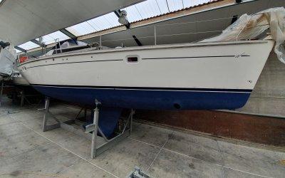 Wauquiez 40 Pilot Saloon, Zeiljacht  for sale by Roompot Yacht Brokers