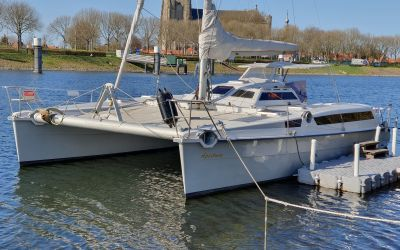 Edelcat 35, Voilier multicoque  for sale by Roompot Yacht Brokers