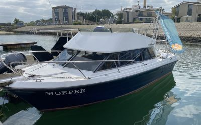 Draco 2500 , Speed- en sportboten  for sale by Roompot Yacht Brokers